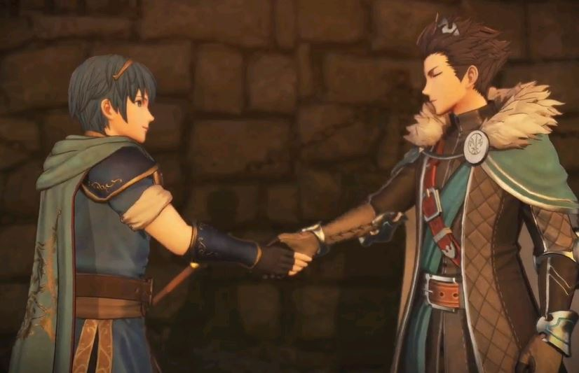 Fire Emblem Warriors (Switch) Treehouse Live E3 2017 Roundup