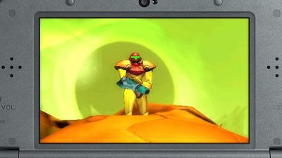 E3 2017: Metroid: Samus Returns announced for 3DS; Gameplay revealed