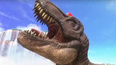 "Super Mario Odyssey ""probably"" has multiplayer, but Nintendo isn't talking about it"