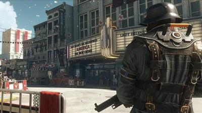 E3 2017: Machine Games is planning a Wolfenstein trilogy
