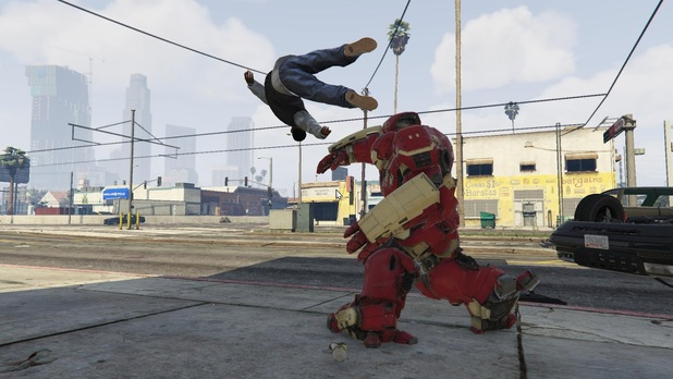Grand Theft Auto 5 Mod Tool OpenIV Shut Down by Lawsuit