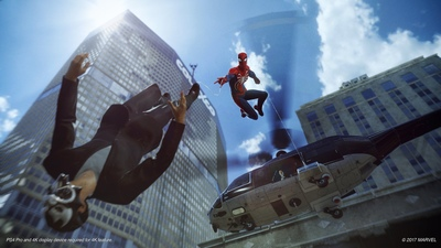 No, Spider-Man will not kill in his new game; Map is four - six times bigger than Sunset Overdrive