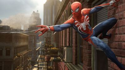 Spider-Man on PS4 will feature alternate costumes for Spidey
