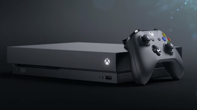 Microsoft Says Xbox One X Couldn't Achieve True 4K at $399