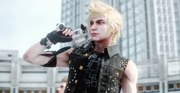 Final Fantasy 15's Episode Prompto arrives next week