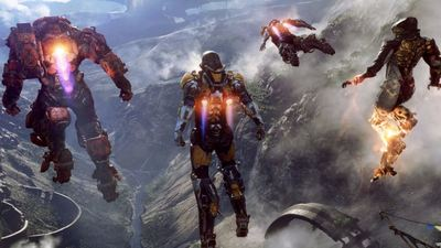 "Anthem will ""be the start of a 10-year journey"" for EA and BioWare, says Exec"