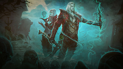Diablo 3's Rise of the Necromancer pack launches next week
