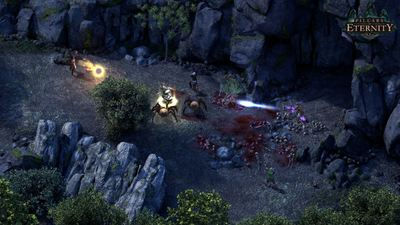 Pillars of Eternity is heading to PS4 and Xbox One next month