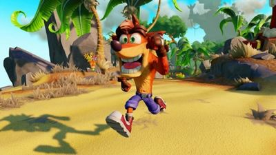 Crash Bandicoot N. Sane Trilogy was pretty much built from scratch