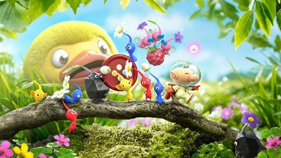 Hey! Pikmin Gets a Demo on eShop in Europe and Hopefully US