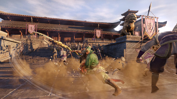 [Watch] Dynasty Warriors 9 Looks Gorgeous in This New Gameplay Trailer