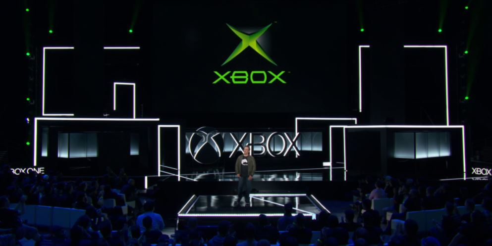 All three generations of Xbox consoles will be able to be System Linked for LAN parties with Backwards Compatibility