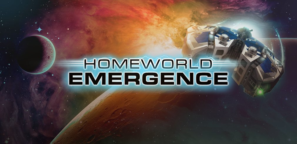 17-year-old Homeworld: Cataclysm, now re-named Emergence, has surfaced as an exclusive on GOG.com