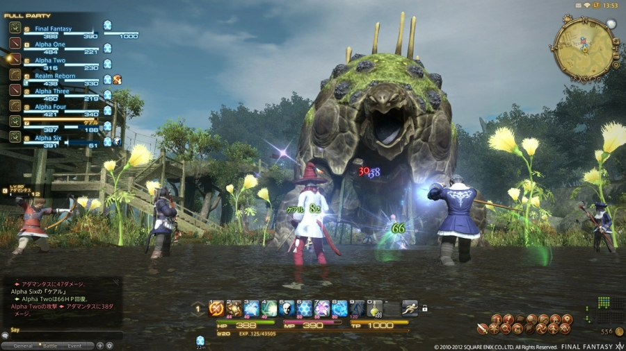 Final Fantasy XIV Director Would Like Their MMO on Xbox One and Switch