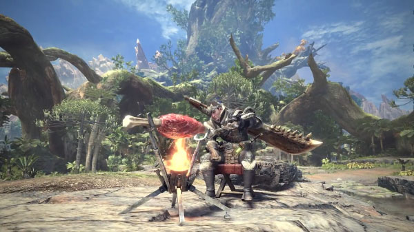 Monster Hunter World Has Region Free Servers, Worldwide Release, and Xbox One X Support