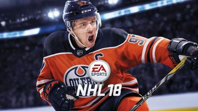 NHL 18 reveals Edmonton's Connor McDavid as its cover athlete