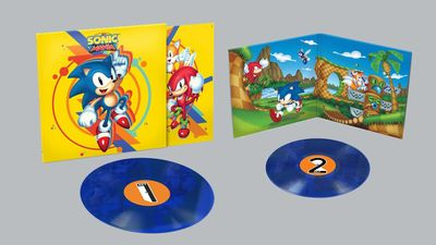 Sonic Mania is Getting a Beautiful Vinyl Soundtrack