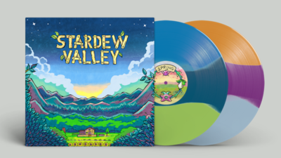 Stardew Valley is Getting a Vinyl Soundstrack