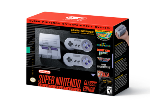 SNES Classic confirmed; List of games, price and release date revealed