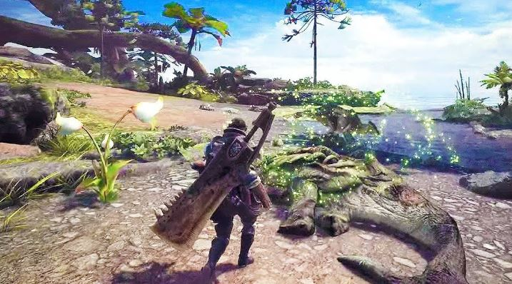 Monster Hunter World won't be changed for the West
