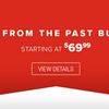 GameStop 'Blast from the Past' sale discounts pre-owned consoles and gaming bundles