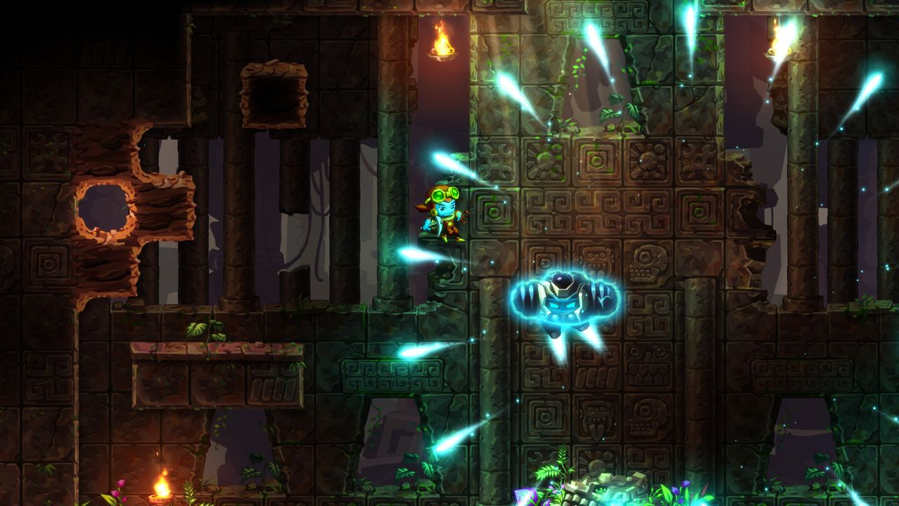 SteamWorld Dig 2 Coming to PC, PlayStation 4, and Switch