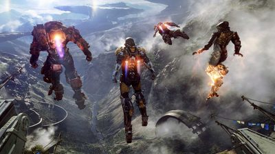 Anthem is More Star Wars, Less Mass Effect, Says Bioware