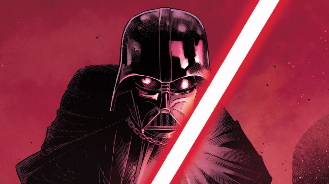 New Darth Vader comic may give a hint into why Luke Skywalker went into exile