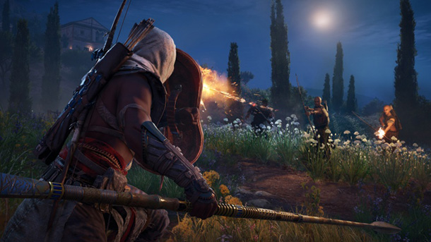 Ubisoft Says It's Beefing Up Side Quests in Assassin's Creed Origins