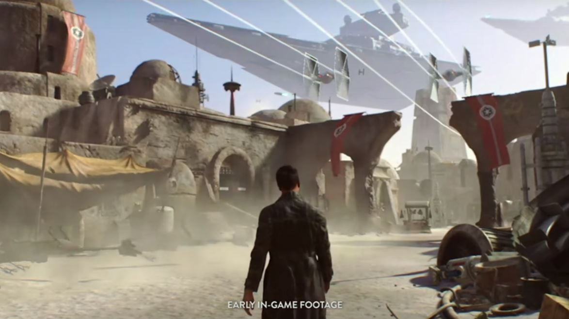 Rumor: Visceral's Star Wars game has a second main character, backstory leaked