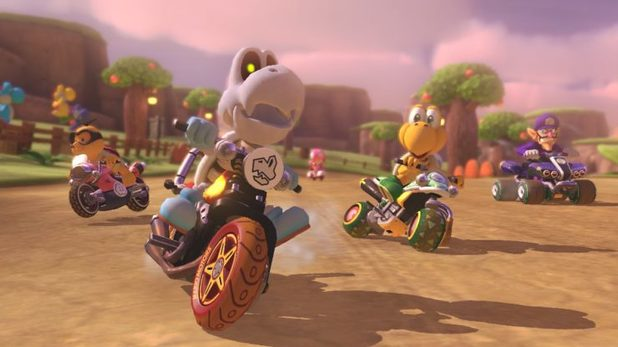 Mario Kart 8 Deluxe Update 1.2 is Now Live, Here's What it Does