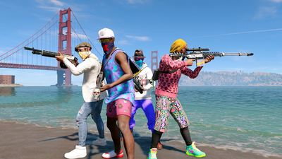 Watch Dogs 2 gets 4-player co-op Party Mode in its latest update