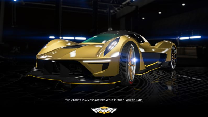 Grand Theft Auto Online gets a new mulitplayer mode and supercar
