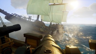 Sea of Thieves is $40 Canadian Right Now On Amazon