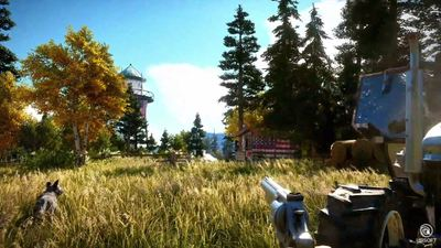 Far Cry 5's co-op mode will only award mission progress to Player 1