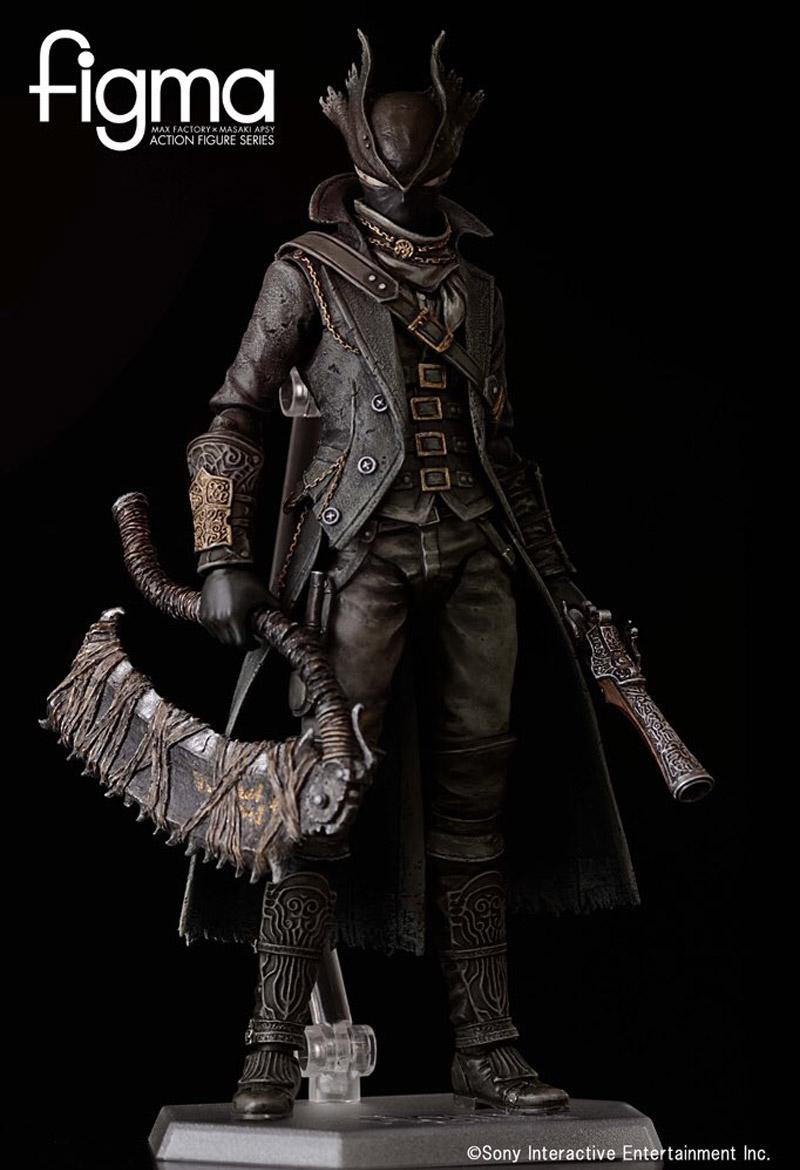 Bloodborne is Getting a Figma Action Figure