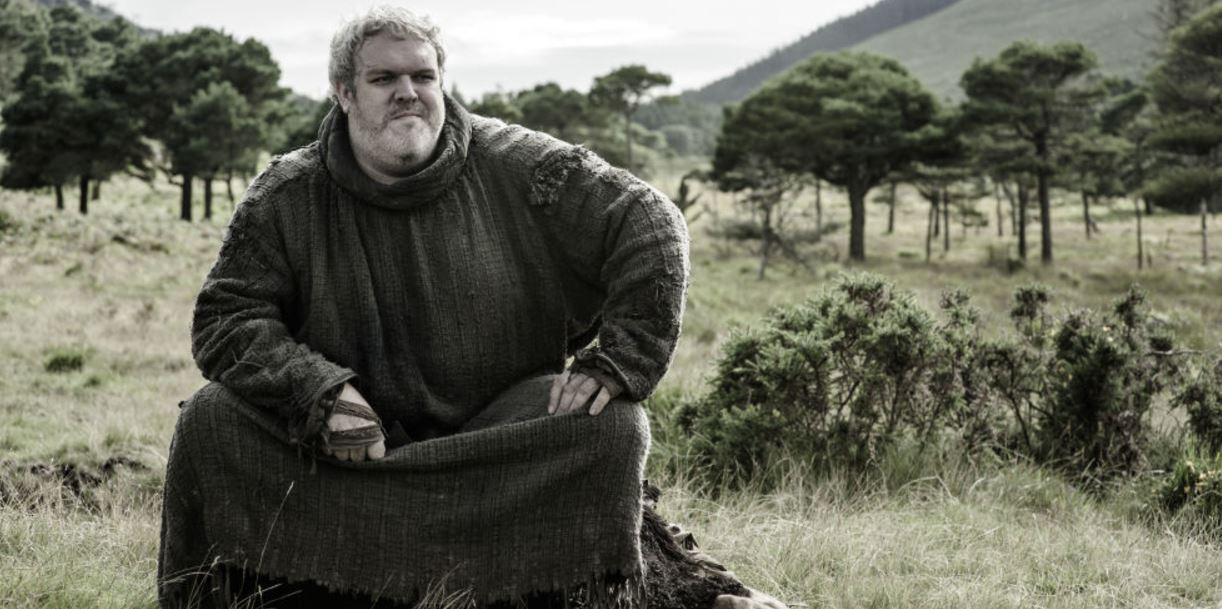 game of thrones 39 hodor actor is the center of a new kfc commercial in the uk. Black Bedroom Furniture Sets. Home Design Ideas