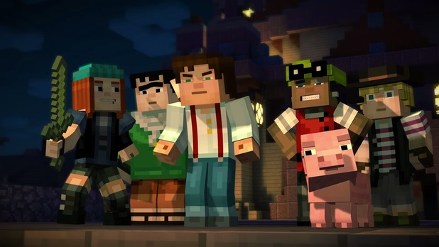 Nintendo Switch May Get More Telltale Games After Minecraft