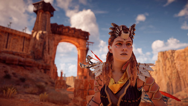 Latest Horizon Zero Dawn patch brings new difficulty level