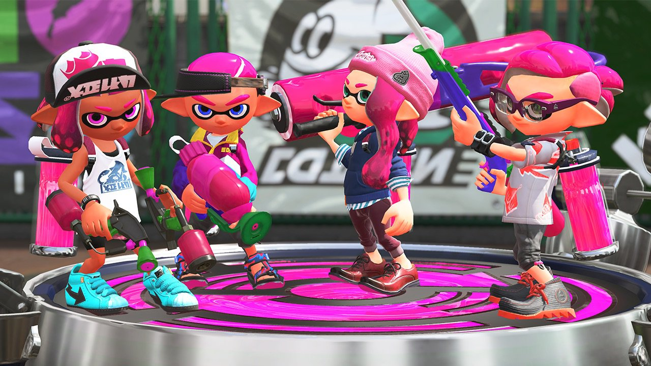 Splatoon 2 Is getting a Companion App For Mobile