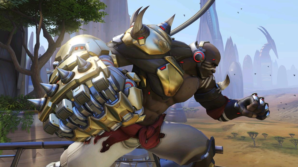 Overwatch: Check Out All The Special Moves And Abilities Of Doomfist