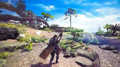 [Watch] Monster Hunter: World releases 23 minutes of glorious gameplay