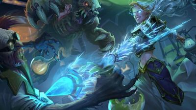 Hearthstone: Knights of the Frozen Throne expansion revealed; Over 130 cards and more