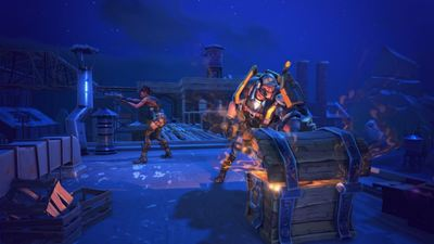 [Watch] Fortnite releases flavorful cinematic trailer just ahead of Early Access release