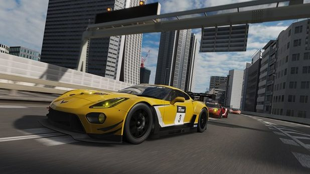 Gran Turismo Sport 1.08 Beta Adds Wear and Tear Mechanics