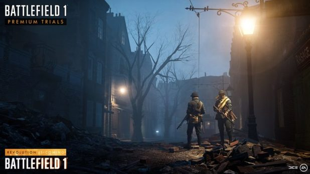 Dice Talks Battlefield 1 For Remainder of 2017, Calls it A Revolution