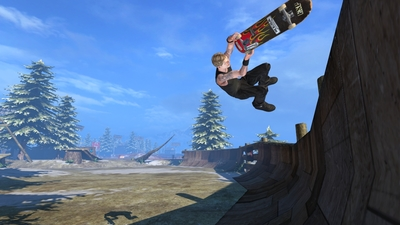 Tony Hawk's Pro Skater HD Gets the Axe on Steam Very Soon