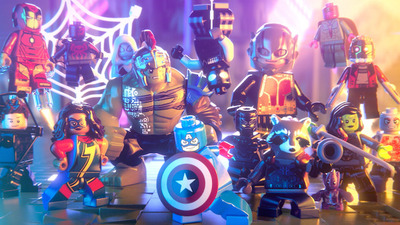 LEGO Marvel Super Heroes 2 is a quantum leap for the franchise