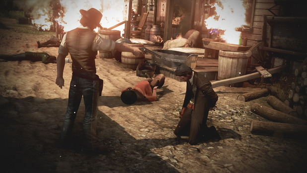 [Watch] Wild West Online gets new gameplay trailer
