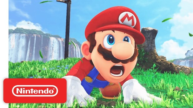 Super Mario Odyssey Gets a PG Rating in Australia, Mario Usually Gets a G